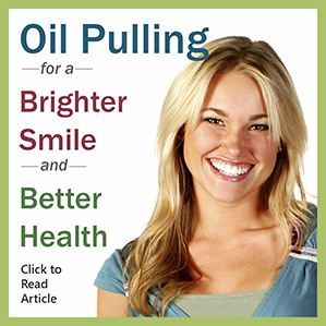 Oil Pulling for a Brighter Smile and Better Health